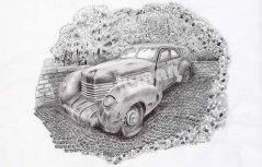 zeichnen-mit-kugelschreiber-kugelschreiberzeichnungen-zeichnungen-mit-kugelschreiber-car013.jpg